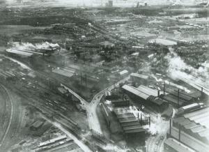 Parkhead forge circa 1950